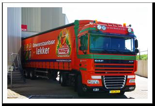 Nederhorst Den Berg Nederland.J K Van Den Broek Zn B V Internationaal Transportbedrijf